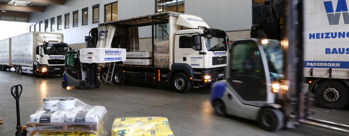 Logistikspezialist Wegener